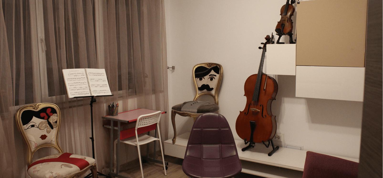 Music4All Corzi 2 Viola 6